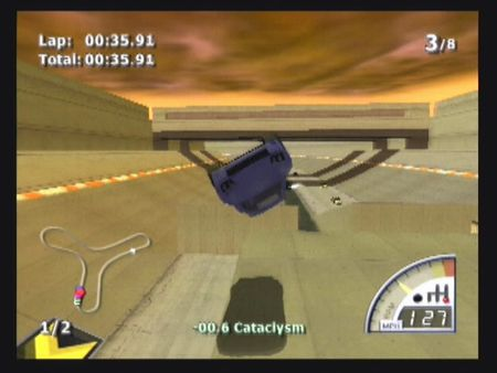 Rumble Racing - 11569