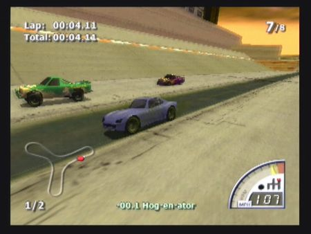 Rumble Racing - 11574