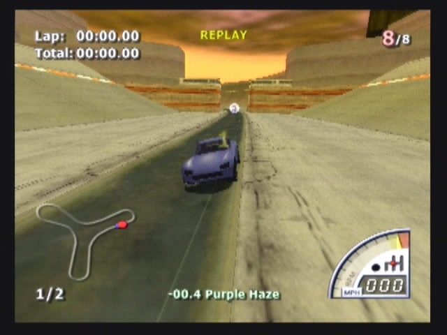 Rumble Racing - 11575