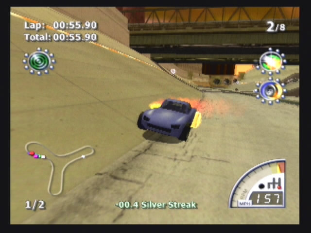 Rumble Racing - 11578
