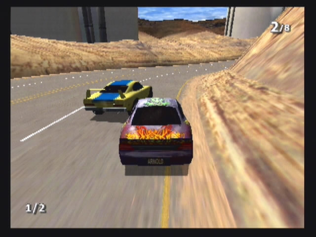Rumble Racing - 11598