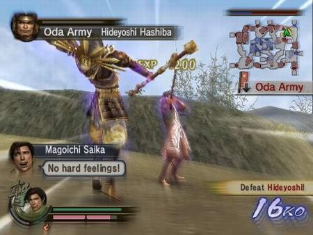 Samurai Warriors 2 - 54316