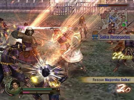 Samurai Warriors 2 - 54318