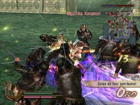 Samurai Warriors 2 - 54322
