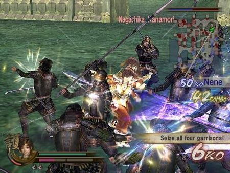 Samurai Warriors 2 - 54323