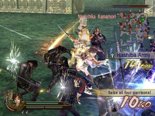 Samurai Warriors 2 - 54324