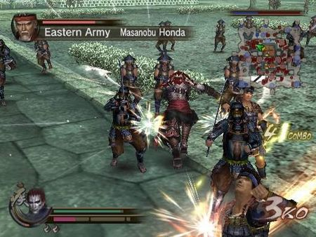 Samurai Warriors 2 - 54328