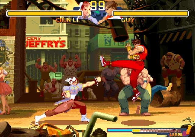 Street Fighter Alpha Anthology - 53476