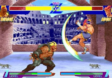 Street Fighter Alpha Anthology - 53466