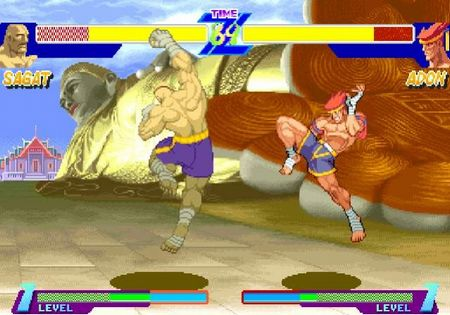 Street Fighter Alpha Anthology - 53471