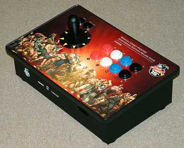 Street Fighter Competition Arcade Stick - 47651