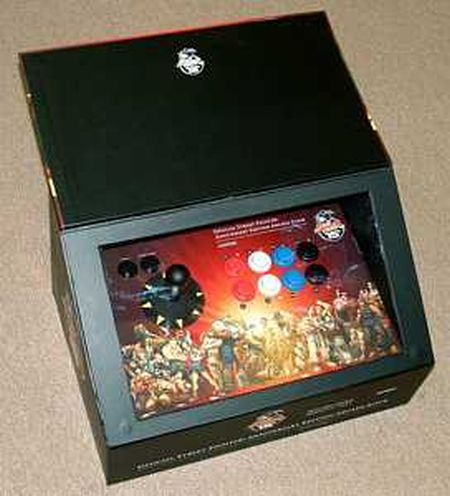 Street Fighter Competition Arcade Stick - 47653