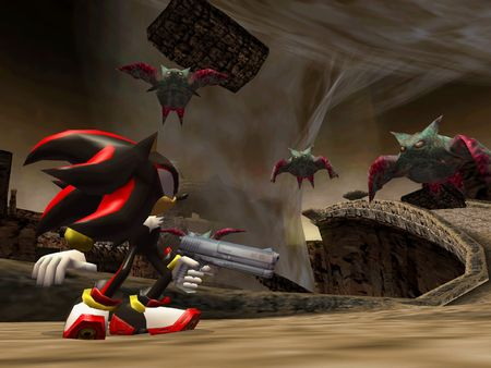 Shadow The Hedgehog - 49389