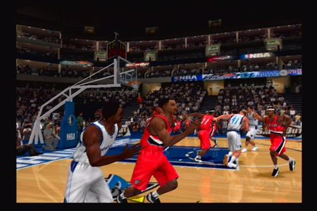 NBA Shootout 2003 - 36487