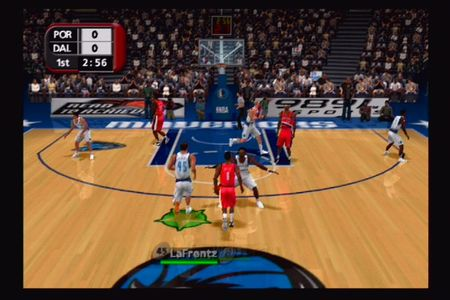 NBA Shootout 2003 - 36491