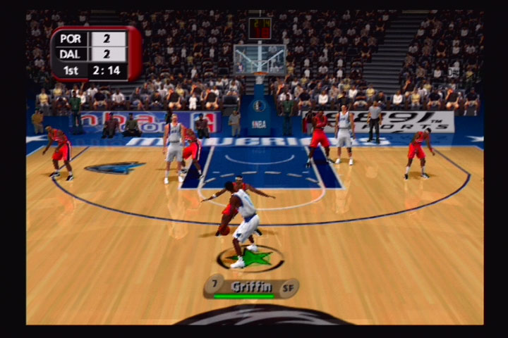 NBA Shootout 2003 - 36502