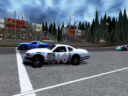Short Track Racing: Trading Paint - 60577