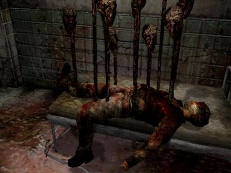 Silent Hill 4: The Room - 43830