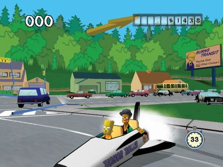 Simpsons Road Rage - 22285