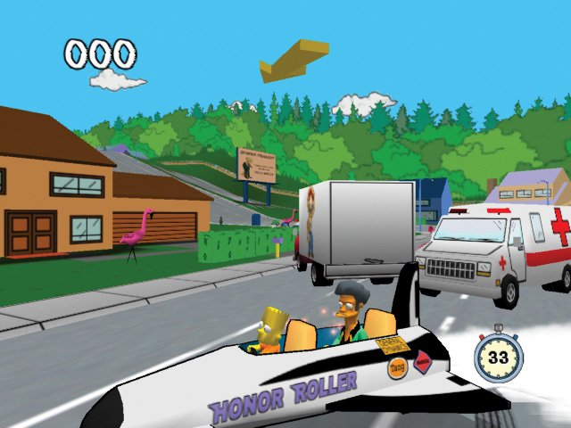 Simpsons Road Rage - 22286