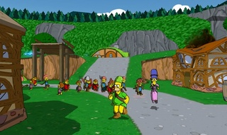 The Simpsons Game - 57210