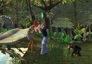 The Sims 2: Castaway - 57258