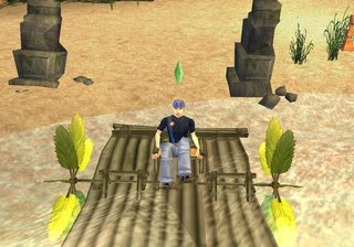 The Sims 2: Castaway - 57259