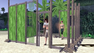 The Sims 2: Castaway - 57264