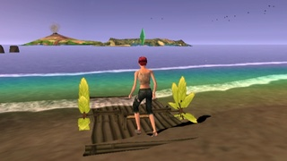 The Sims 2: Castaway - 57265