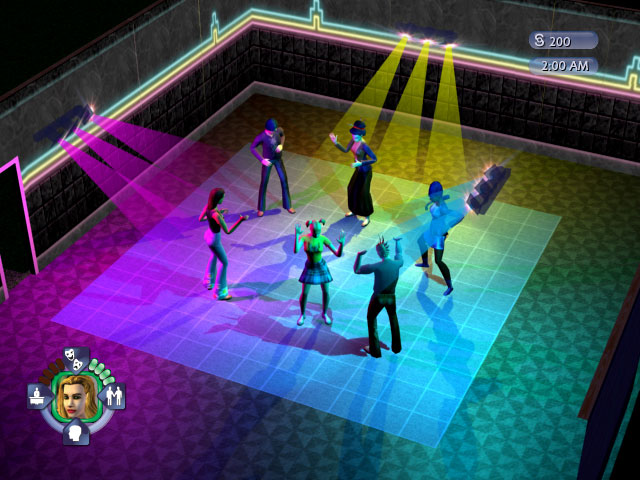 The Sims: Bustin' Out - 40996