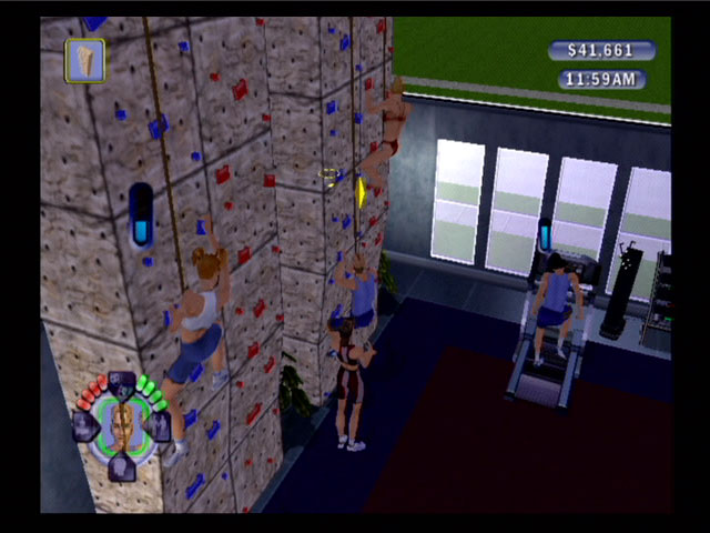 The Sims: Bustin' Out - 40997