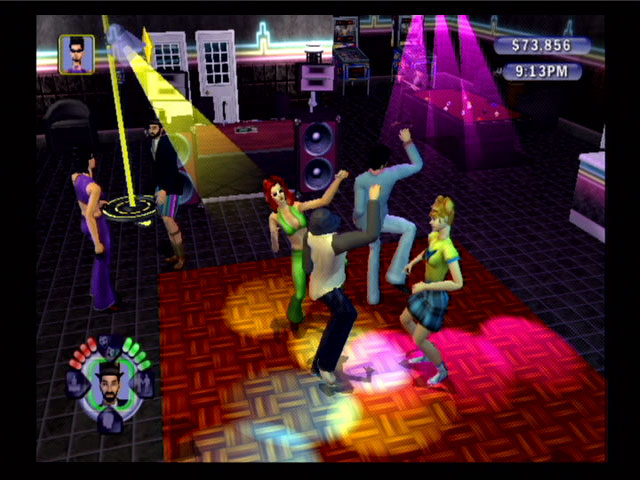 The Sims: Bustin' Out - 41000