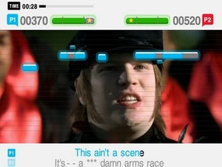SingStar Amped - 56900