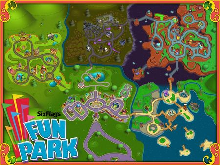 Six Flags Fun Park - 59656