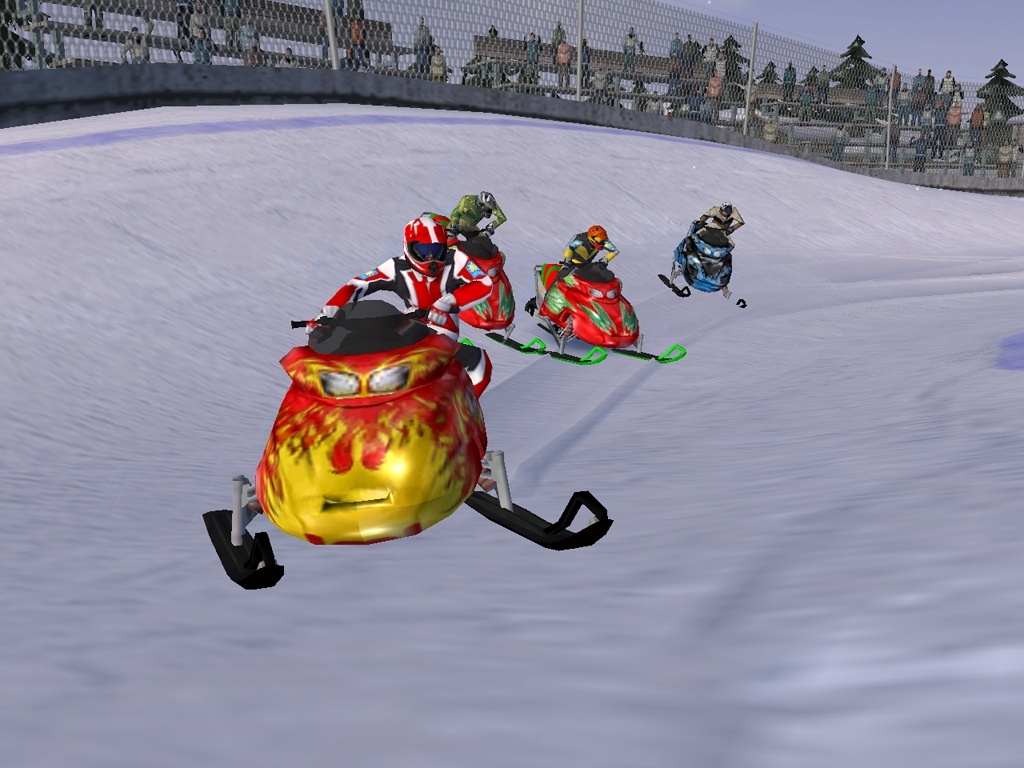 Ski-doo Snow X Racing - 55656