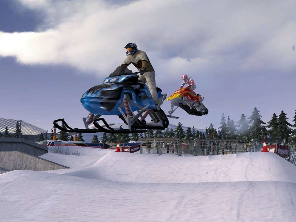Ski-doo Snow X Racing - 55657