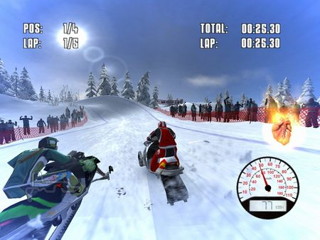 Ski-doo Snow X Racing - 55658