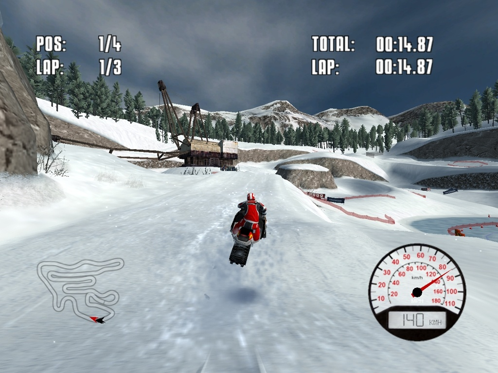 Ski-doo Snow X Racing - 55659