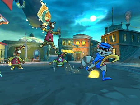 Sly 3: Honor Among Thieves - 49613