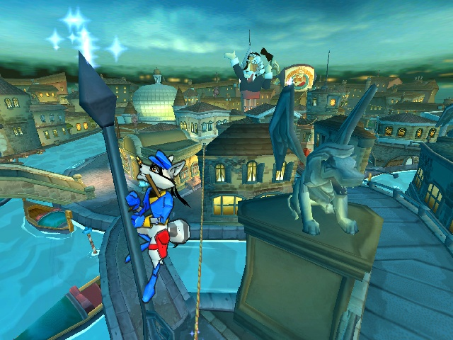 Sly 3: Honor Among Thieves - 49619