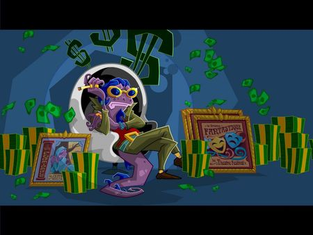 Sly 2: Band of Thieves - 45577