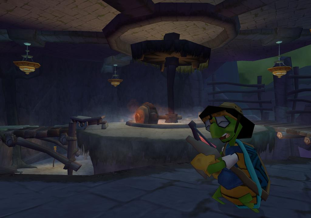 Sly 2: Band of Thieves - 45578