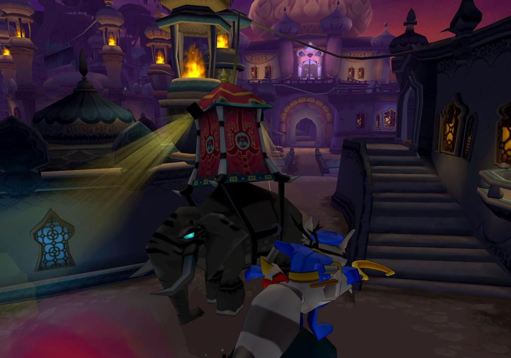 Sly 2: Band of Thieves - 45582