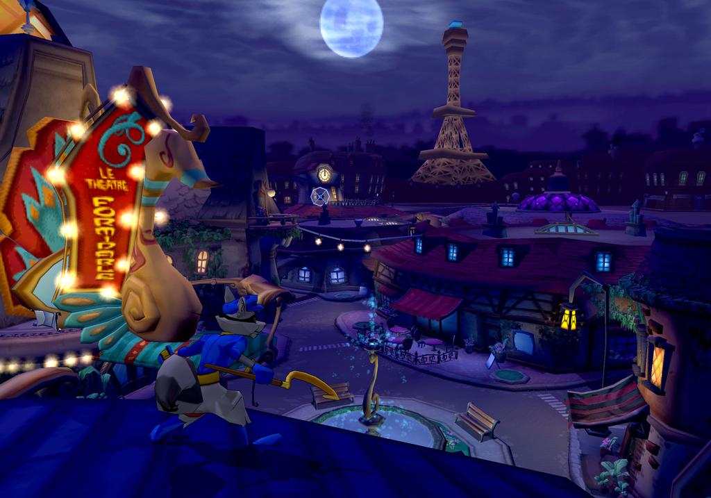 Sly 2: Band of Thieves - 45583