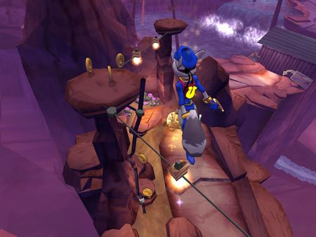 Sly Cooper and the Thievius Raccoonus - 35019