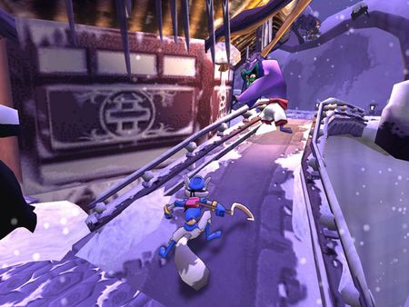 Sly Cooper and the Thievius Raccoonus - 35021