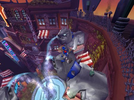 Sly Cooper and the Thievius Raccoonus - 35022