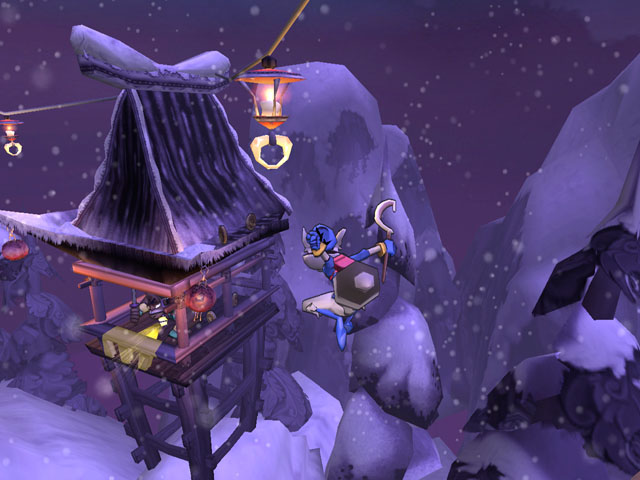 Sly Cooper and the Thievius Raccoonus - 35023