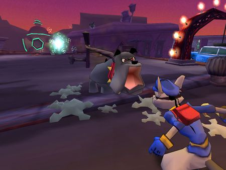 Sly Cooper and the Thievius Raccoonus - 35025