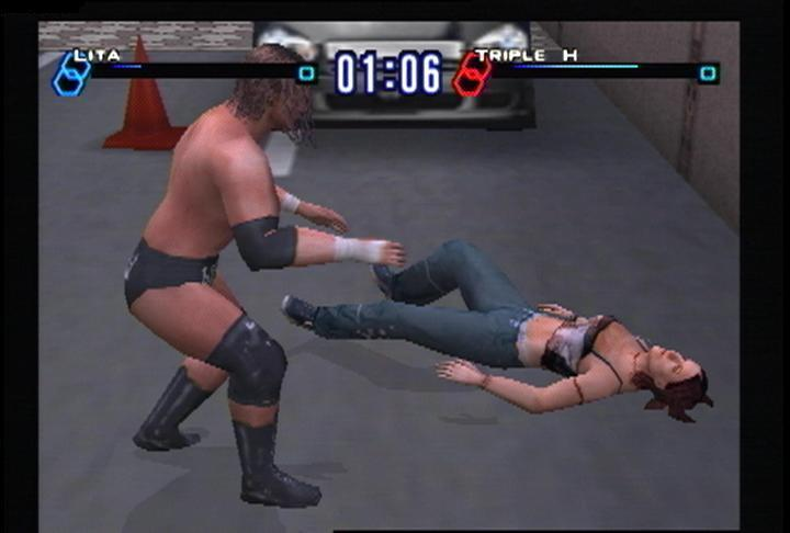 WWF Smackdown: Just Bring It - 22149